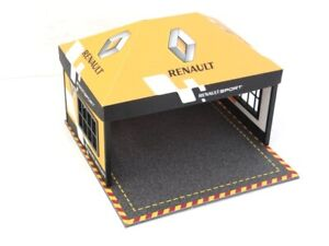 Pit Stop Rally Doube Tent scale 1:43 Diorama Model Kit Die cast cars Display NEW