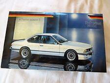 Fujimi BMW B7 Turbo Coupe/1 Alpina Enthusiast Model New Open Box 1:24 #13 R126