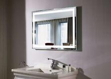 Bathroom Mirror - LED Backlit Mirror - Illuminated LED Bathroom -  Budapest  III