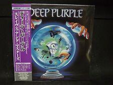 DEEP PURPLE Slaves And Masters JAPAN Mini LP CD Rainbow Sunstorm Episode Six