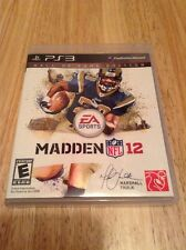 Madden NFL 12 -- Hall of Fame Edition (Sony PlayStation 3, Marshall Faulk)