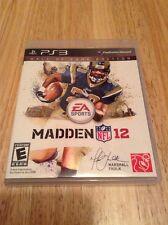 Madden NFL 12 -- Hall of Fame Edition (Sony PlayStation 3, Marshall Faulk)