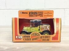 Ertl 1918 Ford Model T Home of The Handyman Delivery Car Bank Le New Nib E151
