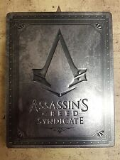 ASSASSIN'S CREED SYNDICATE BIG BEN COLLECTOR'S EDITION STEELBOOK NEW SEALED ps4