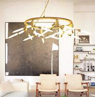 LED Chandelier Modern Ceiling Light Home Restaurant Decor Pendant Lamp Lighting