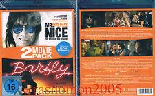 Blu-Ray BARFLY (1987) Mickey Rourke Faye Dunaway Charles Bukowski Region B/2 NEW
