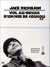 VOL AU DESSUS D'UN NID DE COUCOU - DVD