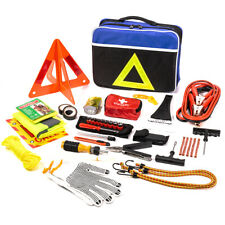 Multipurpose Roadside Assistance Car Emergency Kit Auto Safety Tools 98-PACKS