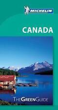 Michelin Green Guide Canada (Green Guide/Michelin)