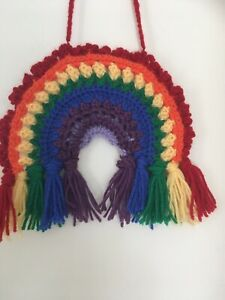Crochet Rainbow 🌈