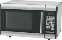 NEW CUISINART CMW-100 STAINLESS ELECTRIC MICROWAVE OVEN 1.0 CF SALE 8067969