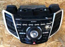 Ford fiesta Sony Cd Radio facial completa MK8 MK9 2008/2017 Original