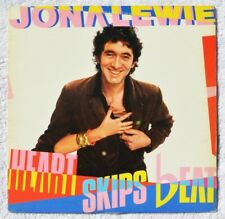 JONA LEWIE - Heart Skips Beat LP VINYL Canadian Stiff 1982 - NM