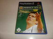 PLAYSTATION 2 PS 2 PERFECT ACE 2