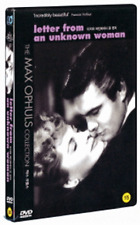 Letter from an Unknown Woman (1948) - Max Ophuls DVD *NEW