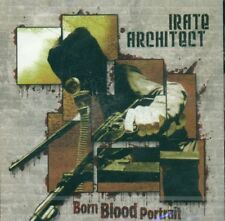 IRATE ARCHITECT BORN BLOOD PORTRAIT EP CD NEU OVP H638
