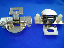 "NEW GRASS TEC 839-05 CABINET HINGE 5/8"" OVERLAY, FREE SHIP SAME AS 839-04 839-06"