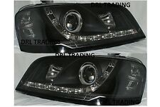 Ford Territory TS Model 2WD 04 08 DRL Style New LED Projector Black Headlights