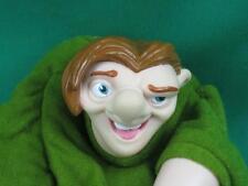 Disney Hunchback Notre Dame Quasimodo Puppet Plush Stuffed Animal Toy Boy Doll
