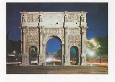 Roma Arco di Costantino Italy Postcard 388a
