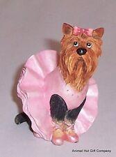 Border Fine Arts Dapper Dog Darcy Yorkshire Terrier