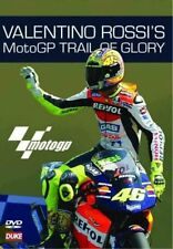 Valentino Rossi's MotoGP Trail of Glory (New DVD) Motorcycle Sport 'The Doctor'