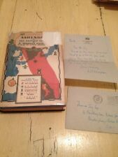 W Somerset Maugham Ashenden First Edition With Signed Letter