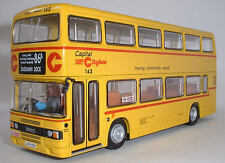 29601 EFE Leyland Olympian Capital Citybus Double Decker Bus Coach 1:76 Diecast