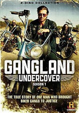 GANGLAND UNDERCOVER (2PC) - DVD - Region 1 - Sealed