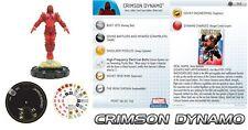 CRIMSON DYNAMO #042 #42 Captain America HeroClix Rare