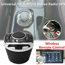 8 Key Car Console Switch Remote Controller Stereo GPS Button for Android w/ LED