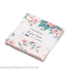 """Moda FABRIC Charm Pack ~ KINDRED SPIRITS ~ by Bunny Hill Designs 42 - 5"""" squares"""