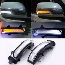 Rear View Mirror Light Turn Signal Lamp For Toyota Land Cruiser LC200 5700 12-16