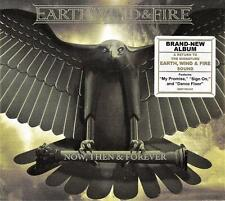 EARTH, WIND & FIRE - NOW, THEN & FOREVER (NEW DIGIPAK CD)