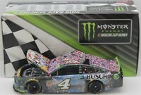 KEVIN HARVICK #4 2019 BUSCH DUCKS UNLIMITED TEXAS WIN 1/24 NEW FREE SHIPPING
