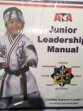ATA Taekwondo Junior Leadership Manual With DVD.