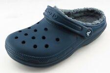 Crocs Size 7 M Blue Clogs Shoes Synthetic Women