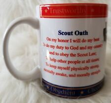 "Boy Scout Coffee Mug, 'Scout Oath' & ""Prepared. For Life."", Inkjet Mug"