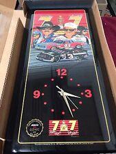 Jebco Clocks Limited Edition Dale Earnhardt Clock