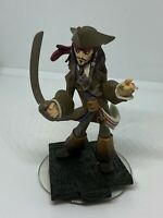 Disney Inifinity  Pirates of the Caribbean Jack Sparrow - Good Condition