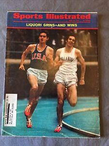 SPORTS ILLUSTRATED  MAY 24,1971 - MARTY LIQUORI/CANONERO/INDY 500/BIGNOTTI/SAIL!