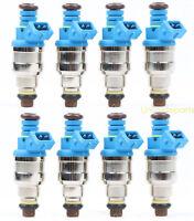 Set(8) 1000cc 96lb Low Impedance EV1 Fuel Injectors for Ford GM V8 LT1 LS1 LS6
