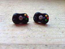 Earrings Games Controller Video Game Gamer Studs Handmade Cute Retro Nickel Free