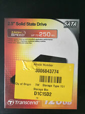 Transcend 128 GB Solid State Drive, 2.5 in - TS128GSSD25S-M - 6843774