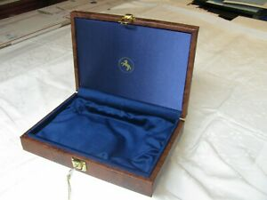 PISTOL CASE FOR COLT 1911-A1  PRESENTATION DISPLAY HARD CASE MUSEUM QUALITY