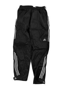 90s Vintage Adidas Nylon Track Warm Up Pants Windbreaker Pants Men's Size 2XL