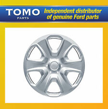 "New Genuine FORD FIESTA MK7 2008- Onwards  15"" Inch Wheel Trim/Hub Cap Cover"