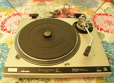 New listing Technics Sl-1700 Mkii Turntable - Very Good Condition -Sold As Is Parts/Repair