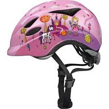 Caschetti da ciclismo rosa per unisex bambino