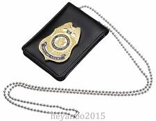 FAST FURIOUS 7 DSS DRIVING LICENCE BADGE WITH ID WALLET HOLDER CHAIN